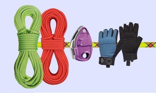 Sport Climbing Equipment