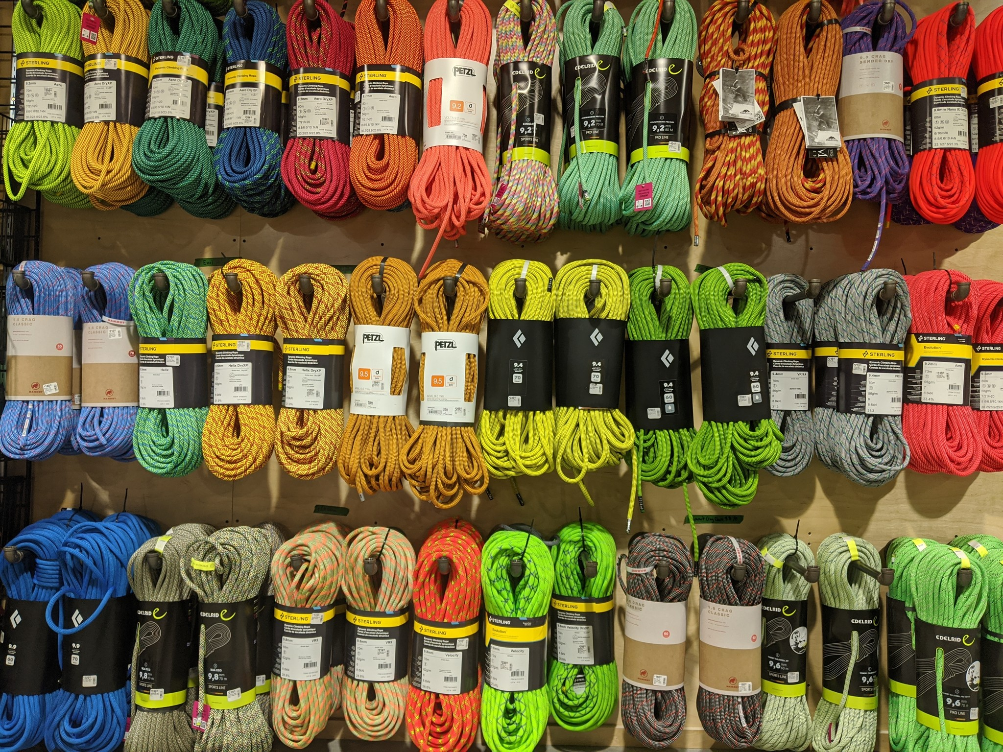 The Grand Climbing Rope Buying Guide