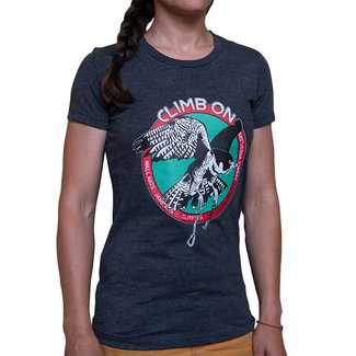 Climb On Squamish Women's Team Tee