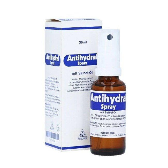 Antihydral Spray 30mL