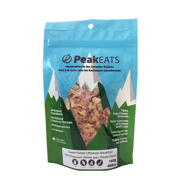 PeakEATS Sweet Potato Ultimate Breakfast