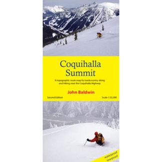 Coquihalla Summit Map