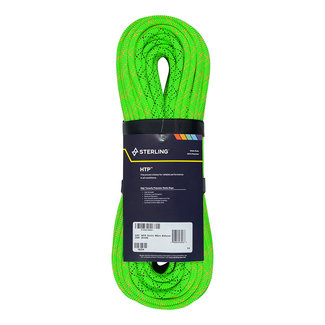"Sterling Rope 3/8"" (10mm)  HTP Static Rope BiColour"