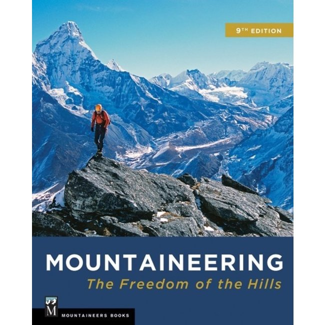 Mountaineers Books Freedom of the Hills Hardcover 9th Edition