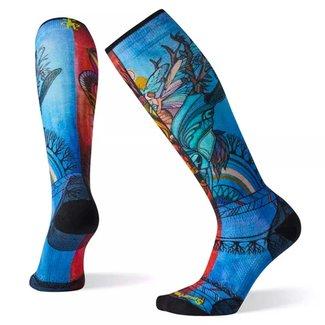 Smartwool Women's PhD Ski UL Print Socks