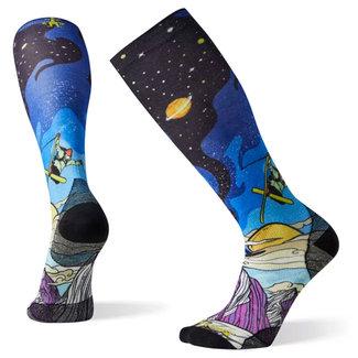 Smartwool PhD Ski UL Benchetler Print Socks