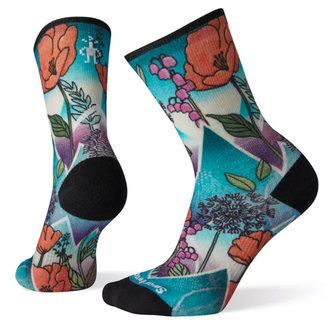 Smartwool Women's PhD Pro Endurance Print Crew Socks