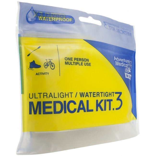 Ultralight/Watertight First Aid Kit