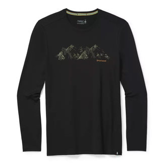 Smartwool Men's  Merino Sport 150 Upper Slopes Graphic LS