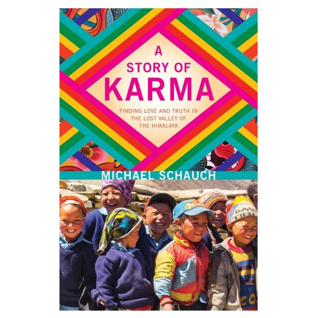 Rocky Mountain Books A Story of Karma