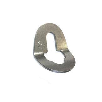 """Moses Enterprises 3/8"""" Keyhole Rivet Hanger"""