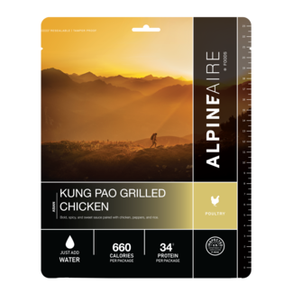 AlpineAire Foods Kung Pao Grilled Chicken