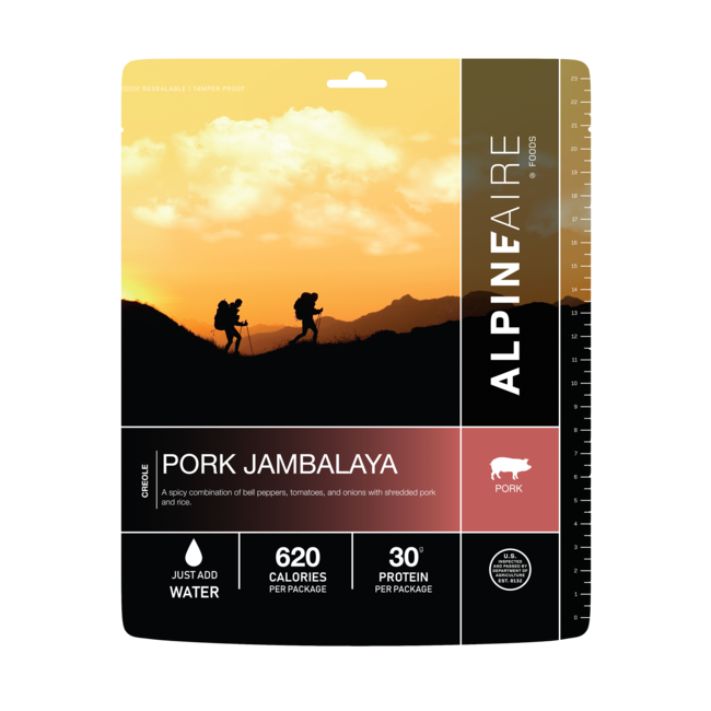 AlpineAire Foods Pork Jambalaya