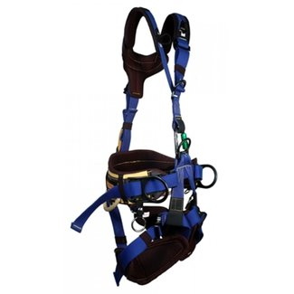 Yates Gear 390 FRA Lineman's Harness Arc Rated
