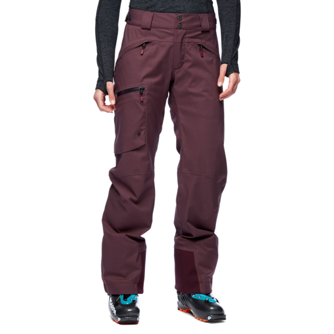 Black Diamond Women's Boundary Line Insulated Pants