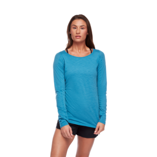 Black Diamond Women's Long Sleeve Rhythm Tee