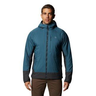 Mountain Hardwear Men's Kor Cirrus Hybrid Hoody