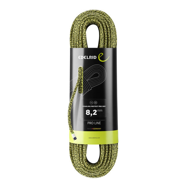 Edelrid 8.2mm Starling Protect Pro Dry Rope