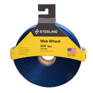 "Sterling Rope 1"" TechTape Web Wheel"