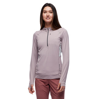 Black Diamond Women's LS Alpenglow Pro Hoody
