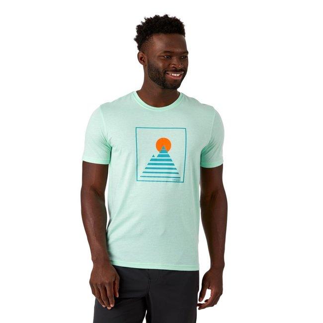 Cotopaxi Men's Square Mountain T-Shirt
