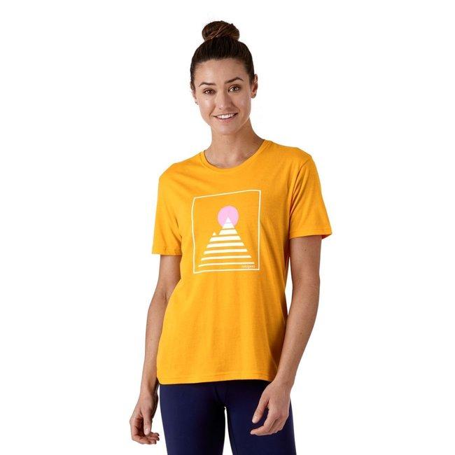 Cotopaxi Women's Square Mountain T-Shirt