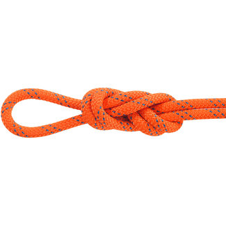"Maxim Teufelberger KMIII Static 11mm (7/16"") - Orange (per meter)"