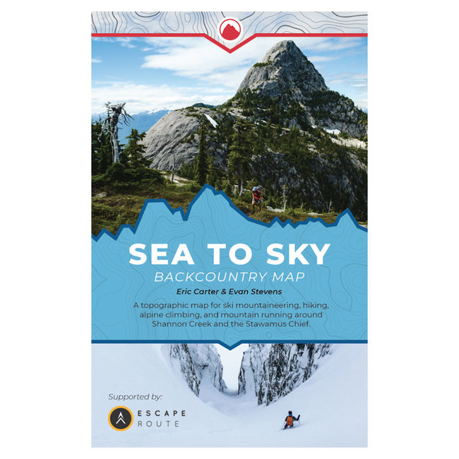Sea to Sky Backcountry Map