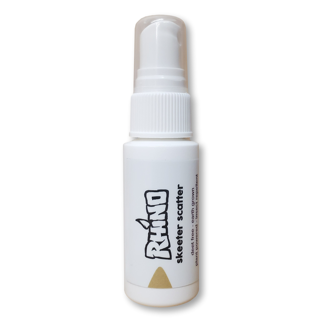 Rhino Skin Solutions Skeeter Scatter Bug Spray