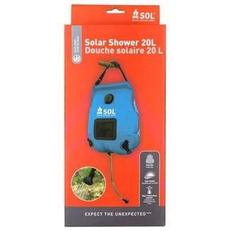 Survive Outdoors Longer Solar Shower 20L
