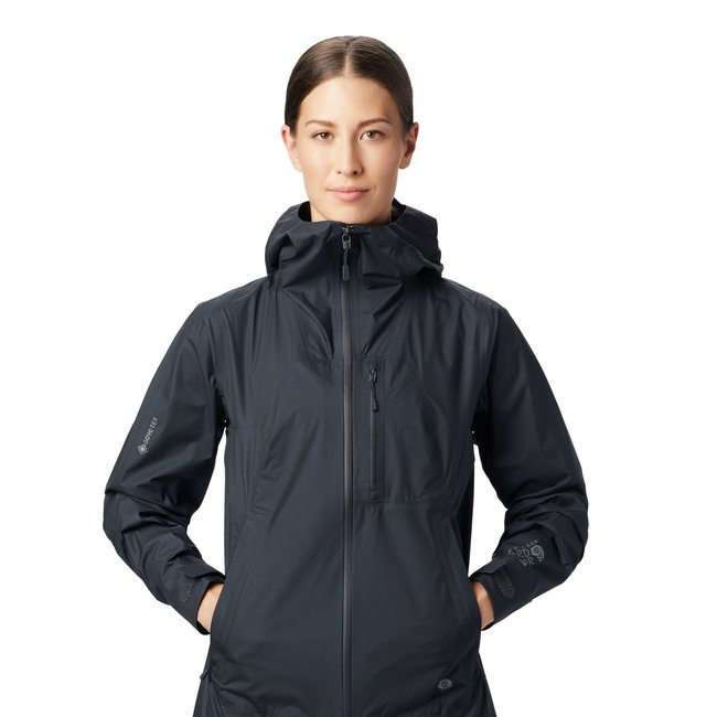 Mountain Hardwear Women's Exposure 2 Gore-Tex Paclite Plus Jacket