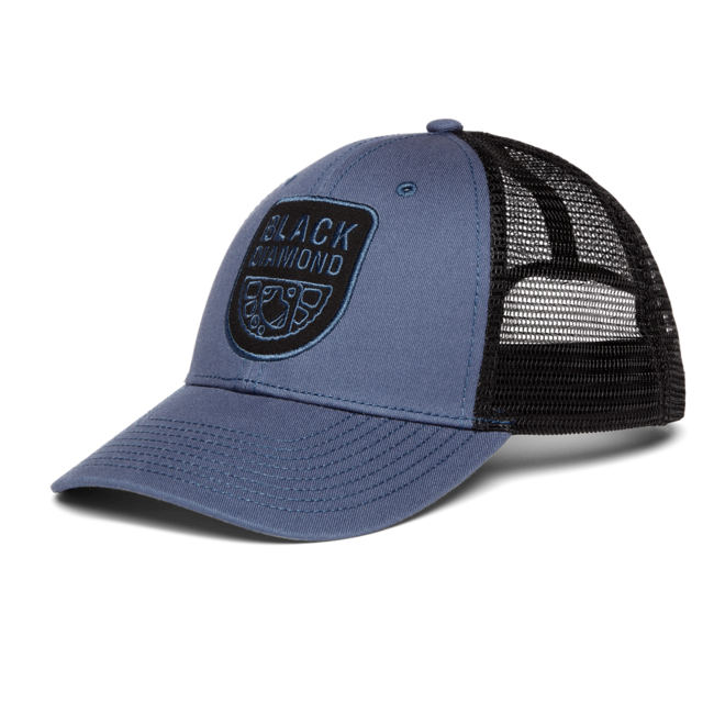 Black Diamond Low Profile Trucker Hat
