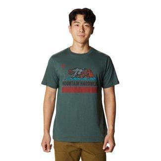 Mountain Hardwear Men's Hardwear Bear Flag T-Shirt