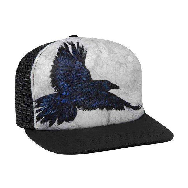 Chicadee Designs Tantalus Raven Trucker