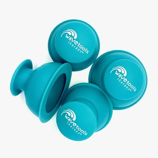 Wave Tools Therapy Riptide Sport Cupping Set
