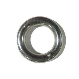 Raumer 8mm Stainless Rap Ring