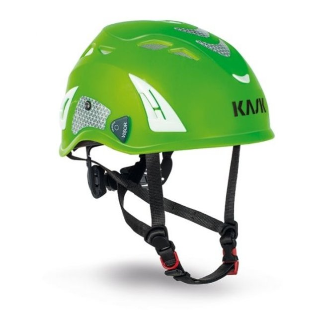 Super Plasma Hi-Viz Helmet