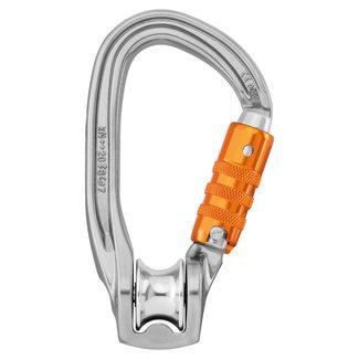 Petzl Rollclip Z Pulley-Carabiner Triact Lock