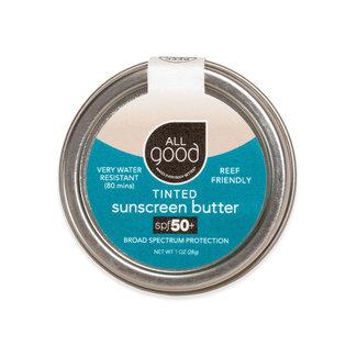 All Good SPF 50 Tinted Sunscreen Butter 1oz
