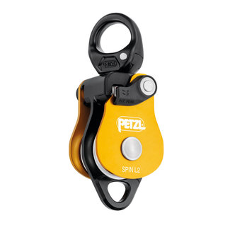 Petzl Spin L2 Double Swivel Pulley