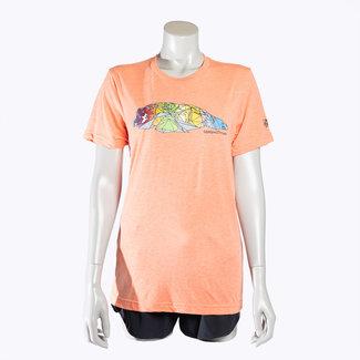 Climb On Squamish Orange Shirt