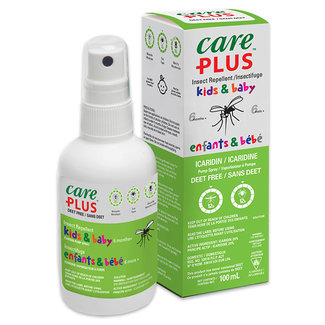 Care Plus Kids Icaridin 20% Insect Repellent Pump Spray
