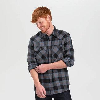 Outdoor Research Men's Feedback Flannel Shirt
