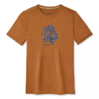 Smartwool M's Merino Sport 150 By The Horns Graphic Tee