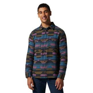 Mountain Hardwear Men's Granite Peak Long Sleeve Flannel Shirt