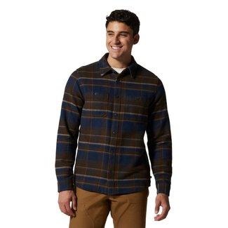 Mountain Hardwear Men's Plusher Long Sleeve Shirt