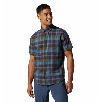 Mountain Hardwear Men's Big Cottonwood Short Sleeve Shirt