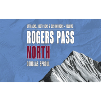 GeoBackcountry Rogers Pass North, 3rd Edition