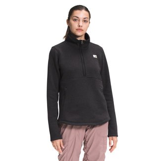 The North Face Women's Crescent 1/4 Zip Pullover