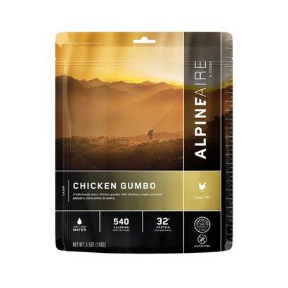 Alpine Aire Foods Chicken Gumbo